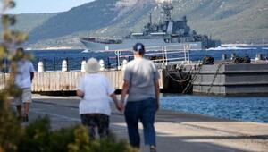 Her gün bir Rus gemisi Akdenize iniyor