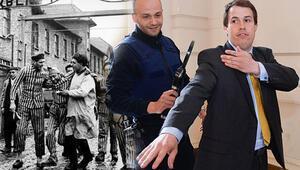 Eski parlamentere Nazi kampı cezası