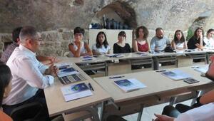 Midyatta Kalker Taşı ve Taş İşleme Sanatı çalıştayı