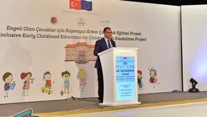 MEB ve UNICEFten engelli çocuklar için eğitim projesi