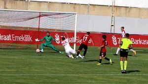 Anagold24 Erzincanspor - Eskişehirspor: 4-2