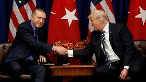 Son dakika... Cumhurbaşkanı Erdoğan ve ABD Başkanı Trumpın görüşmesi sona erdi