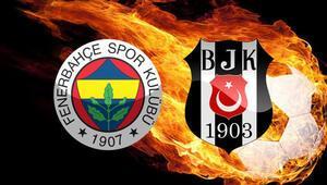 Derbiye saatler kaldı.. Fenerbahçe Beşiktaş maçı saat kaçta hangi kanalda