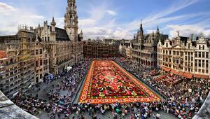 36 saatte Brüksel
