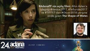 Adana Film Festivalinin açılış filmi The Shape of Water