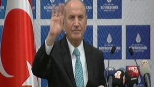 AK Partiden Kadir Topbaşın istifası için ilk değerlendirme