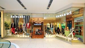 Edwards'a 15 yeni mağaza