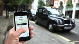 Uber Londra'da yasadışı