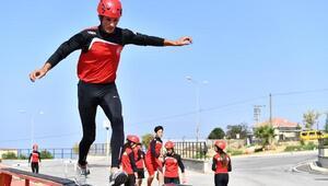 Dünya itfaiyecileri İzmirde yarışacak