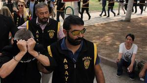 Çete lideri Dubaide bile eskort sitesi kurmuş