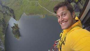 134 metreden küçük bir göle niye atladım