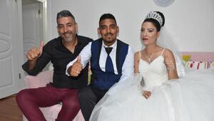 Önce nakil, sonra düğün