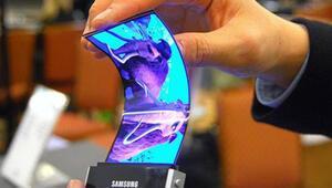 Samsungun katlanabilir telefonu Galaxy X geliyor