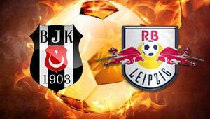 Beşiktaşın UEFA maçı saat kaçta Beşiktaş Leipzig maçı hangi kanalda