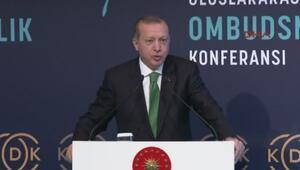Cumhurbaşkanı Erdoğandan Kuzey Irak referandumuna sert sözler