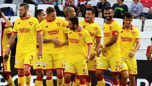 Süper Ligde Göztepe fırtınası