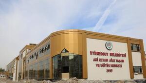 Etimesguta Ahi Elvan Aile Yaşam ve Eğitim Merkezi