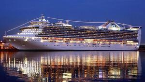 Kruvaziyer gemilere turist başına 30 dolar destek verilecek
