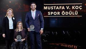 Mustafa V. Koç Spor Ödülü sahiplerini buldu