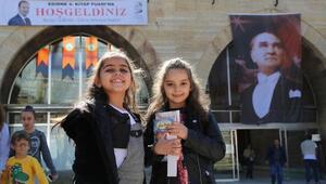 Edirne Kitap Fuarı, 6 Ekimde kapılarını açıyor