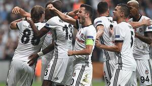 Beşiktaş sahasında Leipzigi devirdi.. İşte maçın özeti ve golleri