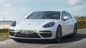 Porschenin yeni 680 beygirlik hibrid otomobili ortaya çıktı