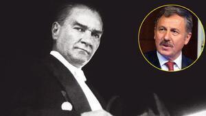 AK Partili vekil Özdağ: Mustafa Kemalin ömrü yetseydi Kerkükü de alacaktı