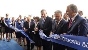 Gürcistan yolcu rekoru kırdı, TAV Tiflis'e yeni terminal açtı