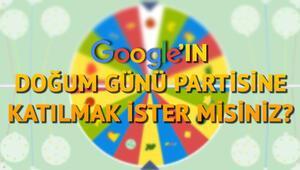 Google 19. Doğum Gününü sürpriz bir Doodlela kutladı... Google bu günlere nasıl geldi İşte hikayesi