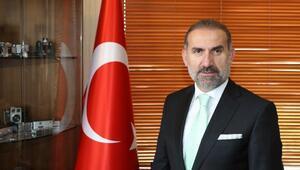 AKSİAD Başkanı Çelik: Metrosuz havaalanı Ankaranın ayıbı