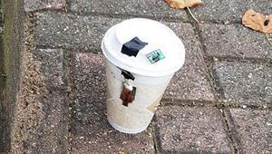 Felaketin eşiğinden dönüldü İngiltere'de kahveli bomba paniği