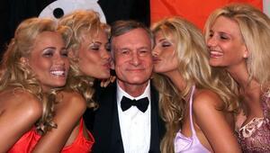 Playboy dergisinin kurucusu Hugh Hefner hayatını kaybetti