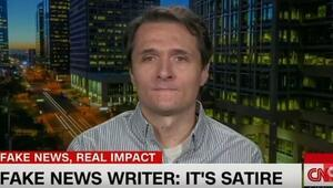 Trump sayemde seçildi diyen 38 yaşındaki yalan haber yazarı ölü bulundu