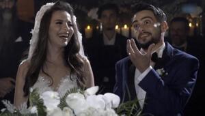 Rüzgar Erkoçlar nikahta avazı çıktığı kadar bağırdı: Evet