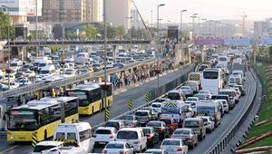 Vah İstanbul En iyi ve en kötü trafiğe sahip şehirler belirlendi...