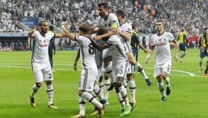 Para değil, yürek dediler Beşiktaş...