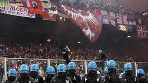Balkan futbolunda Osmanlı isyanı