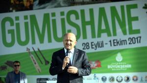 Başbakan Yardımcısı Fikri Işık Gümüşhane Tanıtım Günlerinde konuştu