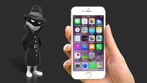 iPhone uygulamaları böyle casusluk yapıyor
