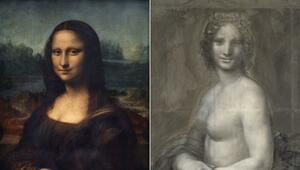 Mona Lisanın nü taslağı Fransada bulundu