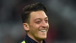 Mesut Özil için flaş açıklama İtalyan devi...