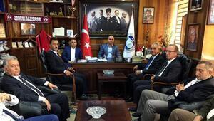DSP Genel Başkanı Aksakal: Hükümetin yaptığı şey halkın gazını almak