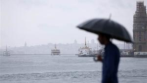 Meteorolojiden İstanbul için şiddetli yağış uyarısı