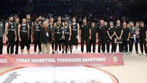 11. TÜBAD Turnuvasında şampiyon Beşiktaş Sompo Japan oldu