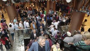 Nissara alışveriş merkezi hizmete açıldı