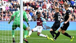 Bilice nefes aldıran zafer West Ham...