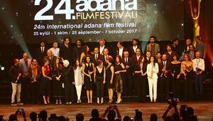 '24. Uluslararası Adana Film Festivali'nin büyük ödülleri sahiplerini buldu