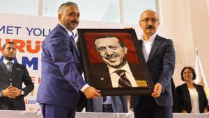 Bakan Elvan: Güçlü bir hükümetiz, inşallah daha da güçlü olacağız (2)
