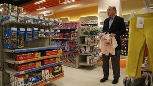 Cumhurbaşkanı yeni doğan torununa Erzurumdan hediye aldı