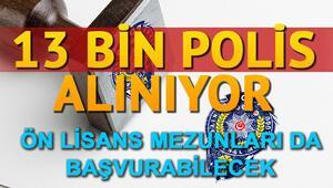 Polis alımı için son hafta Polis Akademisi adaylara uyarıda bulundu
